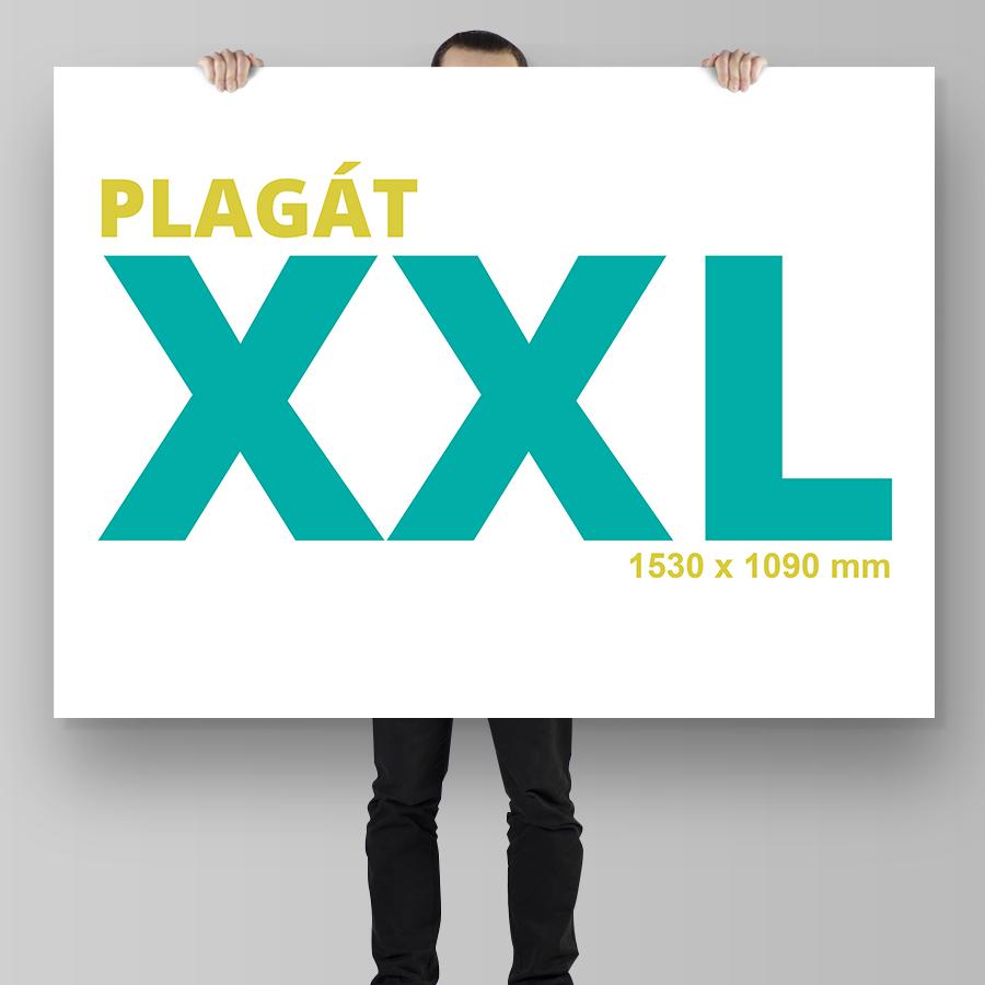 Plagát XXL na šírku