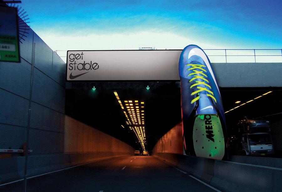 Billboard Nike