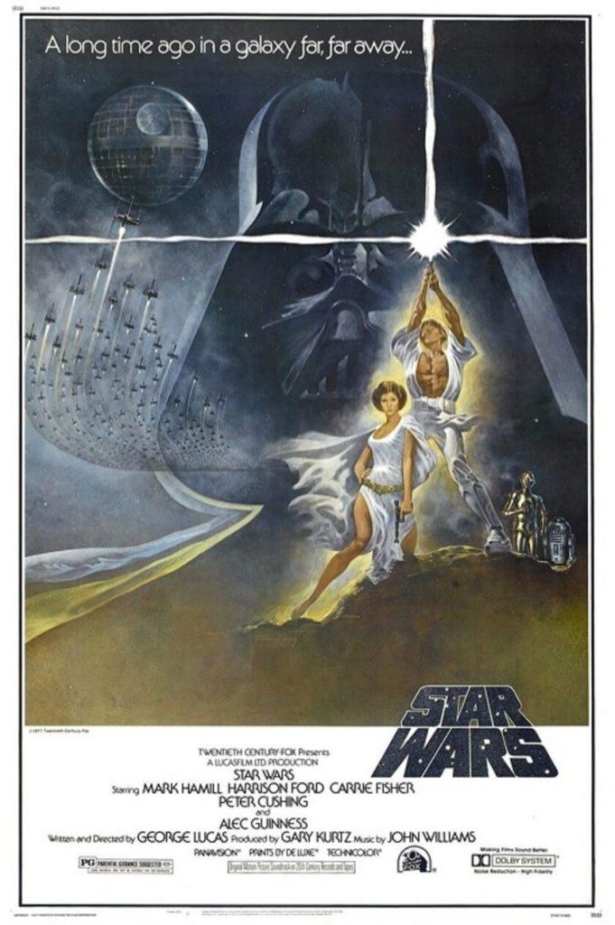 Star Wars plagat