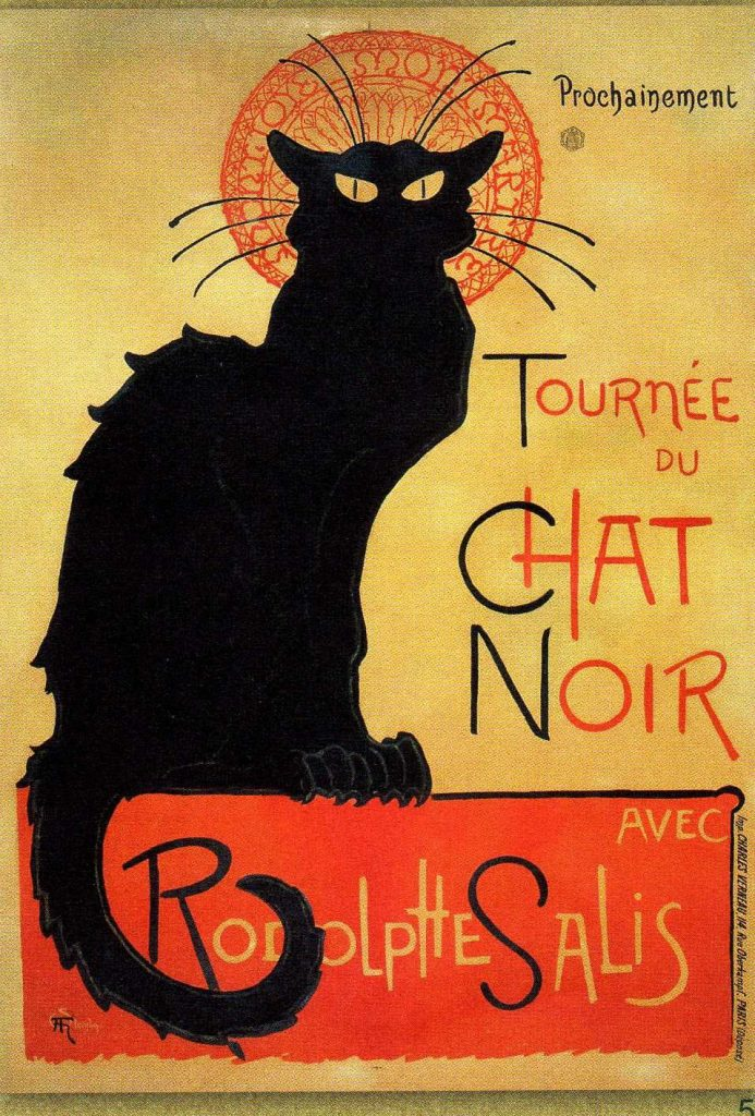história plagátu - Henri de Tolouse-Lautrec