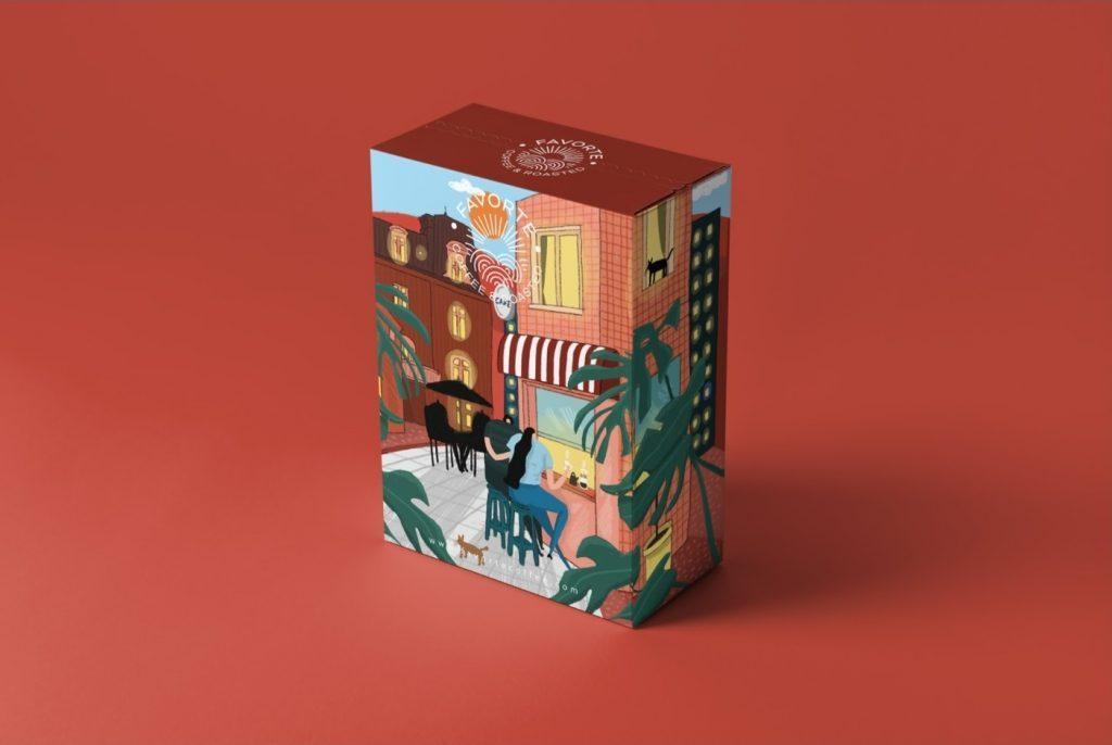 obaly a krabice
