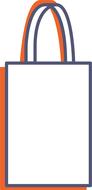 Látkové nákupné tašky