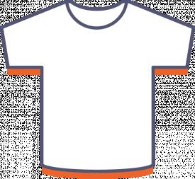 Tričká Premium Dámske - DTG