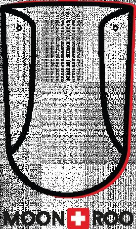 Vymeniteľný zorník na ochranný štít MOONROO COVER Premium
