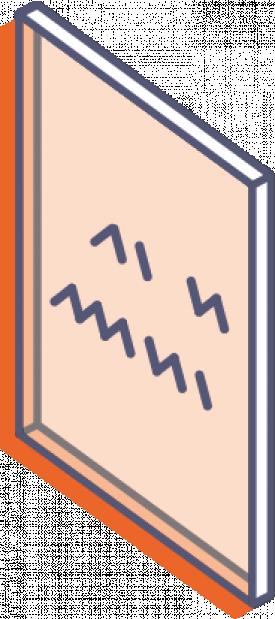 Dosky z priehľadného plexiskla