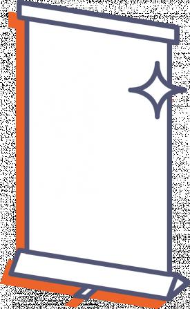 Roll-up Standard Plus
