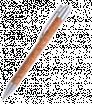 Korkové guličkové pero