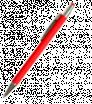 Kovové guličkové pero soft touch so striebornými akcentmi so stylusom