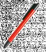 Kovové guličkové pero v kovovej farbe so stylusom