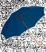 Automatický dáždnik s drevenou rukoväťou
