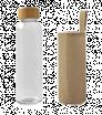 Sklenená fľaša s jutovým obalom 500 ml