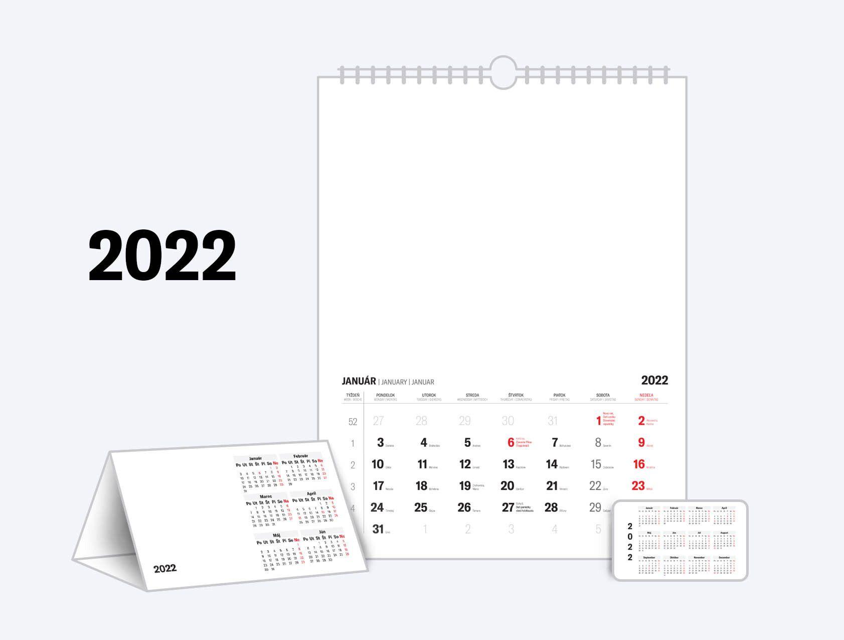 Kalendária 2022 na stiahnutie