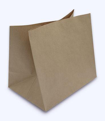 Papierová taška na menubox - bez uch