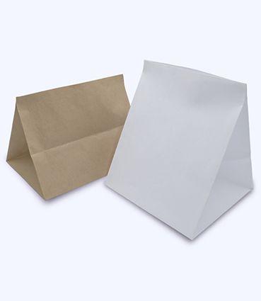 Papierová taška na menubox - bez uch - tlač online