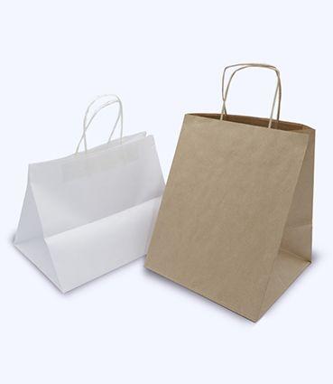 Papierová taška na menubox - tlač online