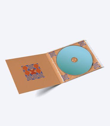 Obaly na CD s jednou chlopňou