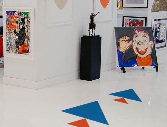 Podlahové fólie online tlač 1