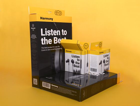 Krabice na produkty - na zavesenie online tlač 1