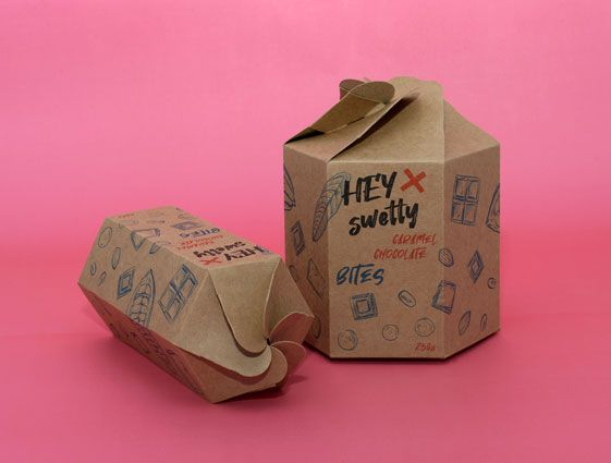 Darčekové krabice s rozetovým uzáverom, 6 strán online tlač 1