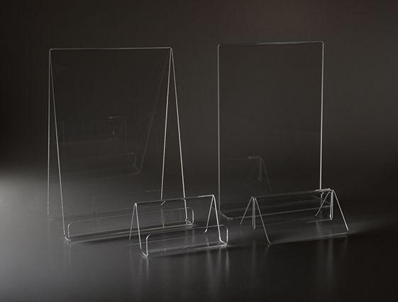 Plastové prezentačné stojany online tlač 1