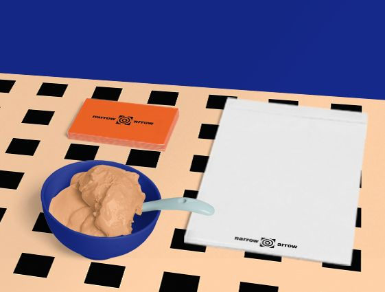 Poznámkové bloky pre čašníkov - bez obalu online tlač 2