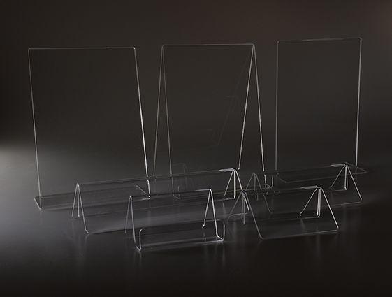 Plastové prezentačné stojany online tlač 2