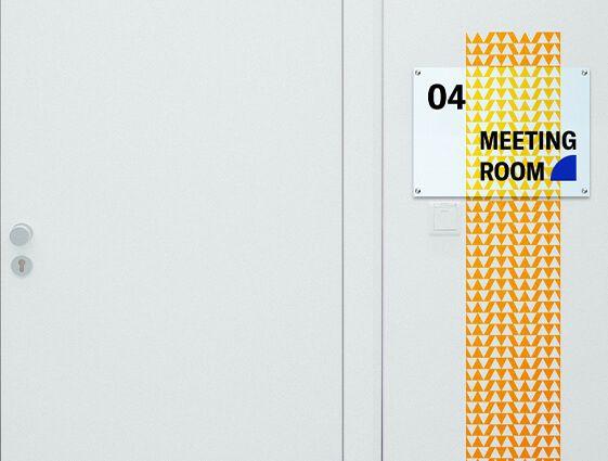 Dverové tabuľky z plexiskla s potlačou online tlač 2
