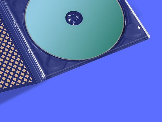 Obal na DVD online tlač 2