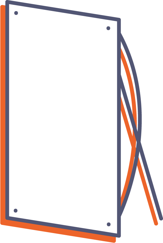 X-banner online tlač