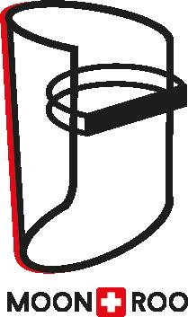 Ochranné štíty MOONROO COVER Premium online tlač