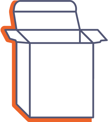 Krabice na produkty online tlač