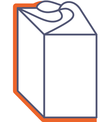 Darčekové krabice s rozetovým uzáverom, 4 strany online tlač
