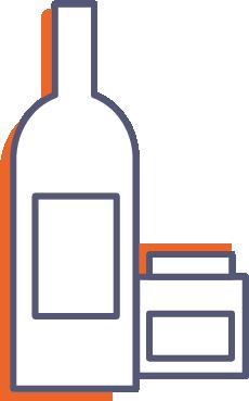 Samolepiace etikety na kotúči online tlač