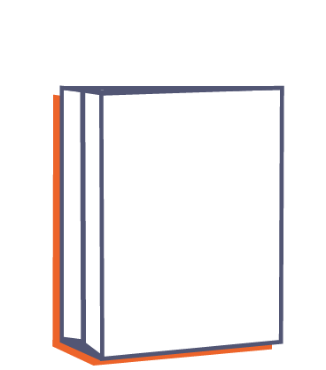 Papierová taška na menubox - bez uch online tlač