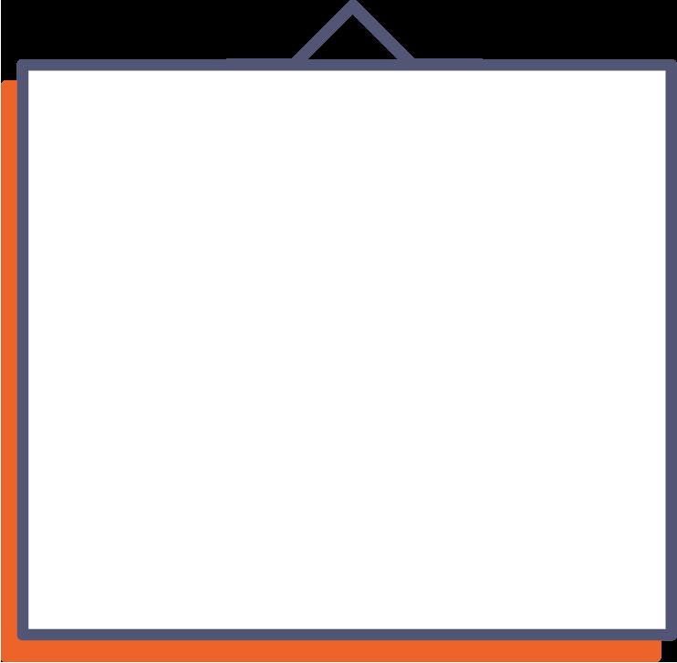 Kriedová tabuľa bez potlače online tlač