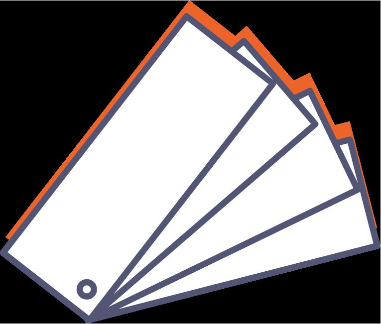 Vzorkovník papierov online tlač